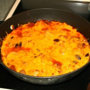 Bubble Up Enchilada Casserole | The Life Jolie