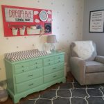 Alice's Mint and Coral Nursery | The Life Jolie