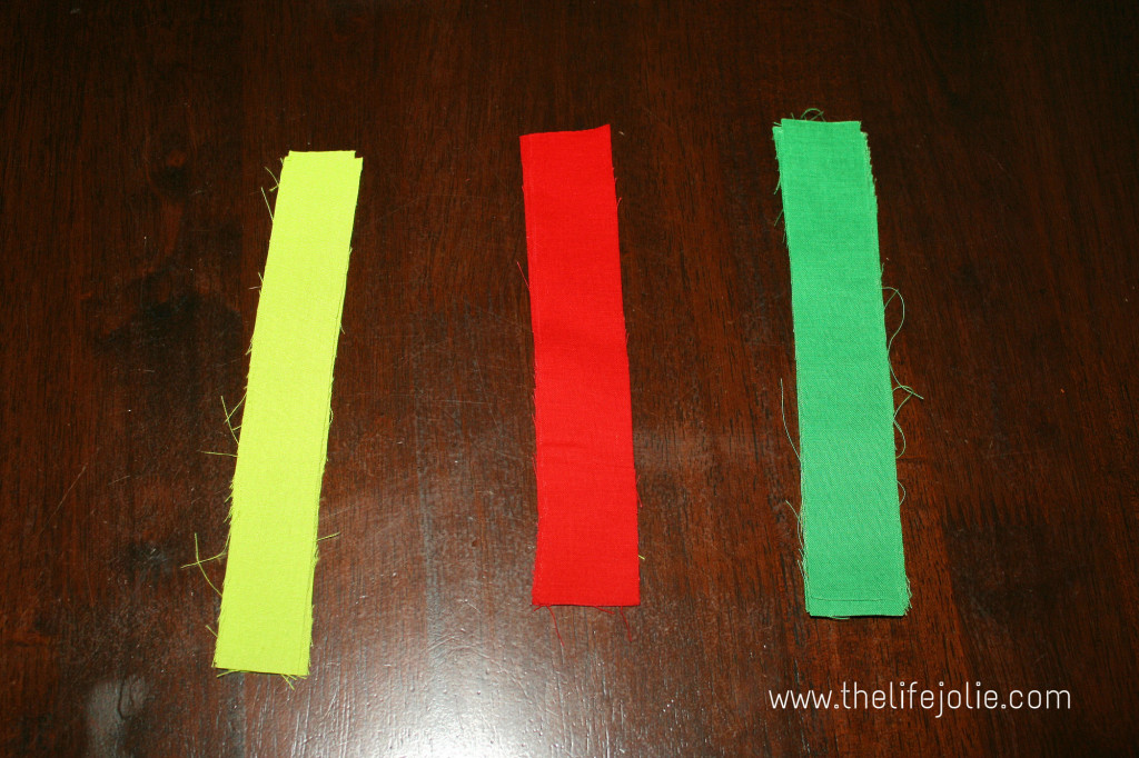 Cheap and Easy DIY Fabric Garland The Life Jolie