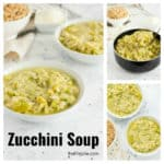 "Rosie's Famous Zucchini ""Soup"""