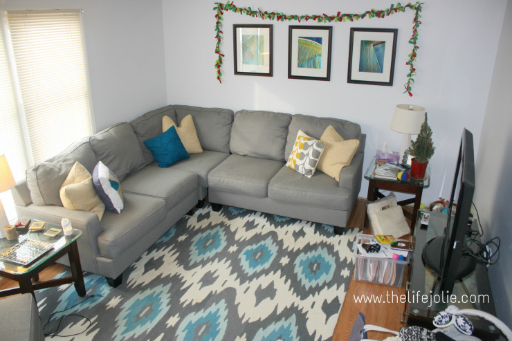 Living Room Changes | The Life Jolie