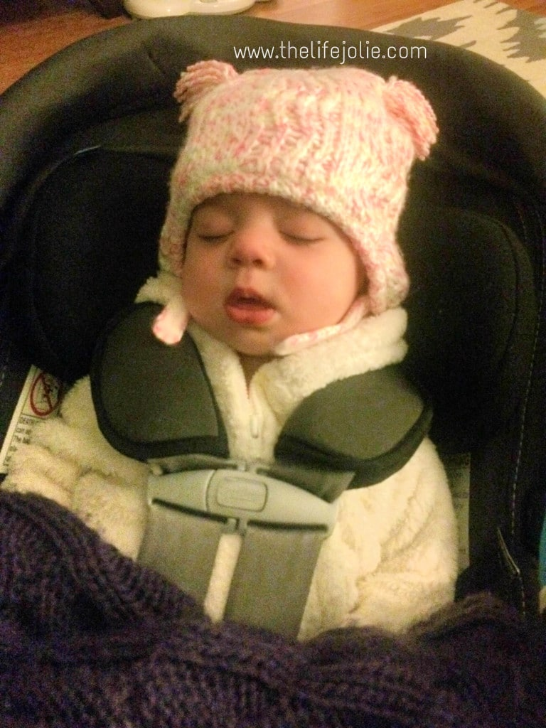 On Infant Sleep - 6 Months In | The Life Jolie