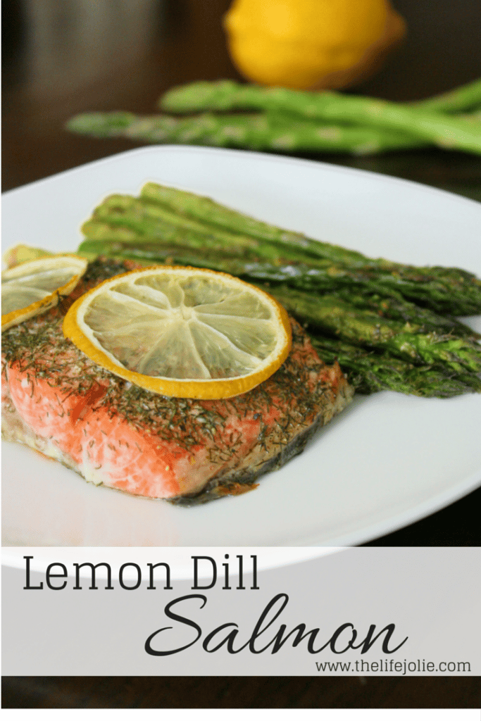 This Lemon Dill Salmon is such an easy and quick dinner option. This uses a few simple ingredients and minimal effort and the results are not only delicious but also very healthy!