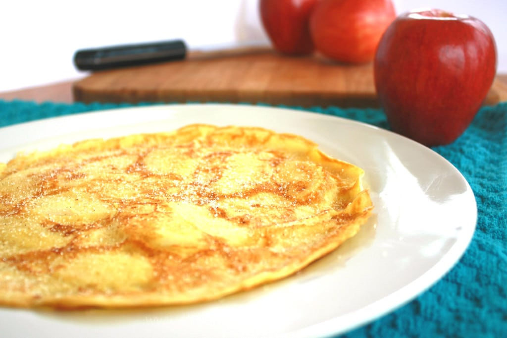 Grandma Hinz's Apple Pancakes | The Life Jolie