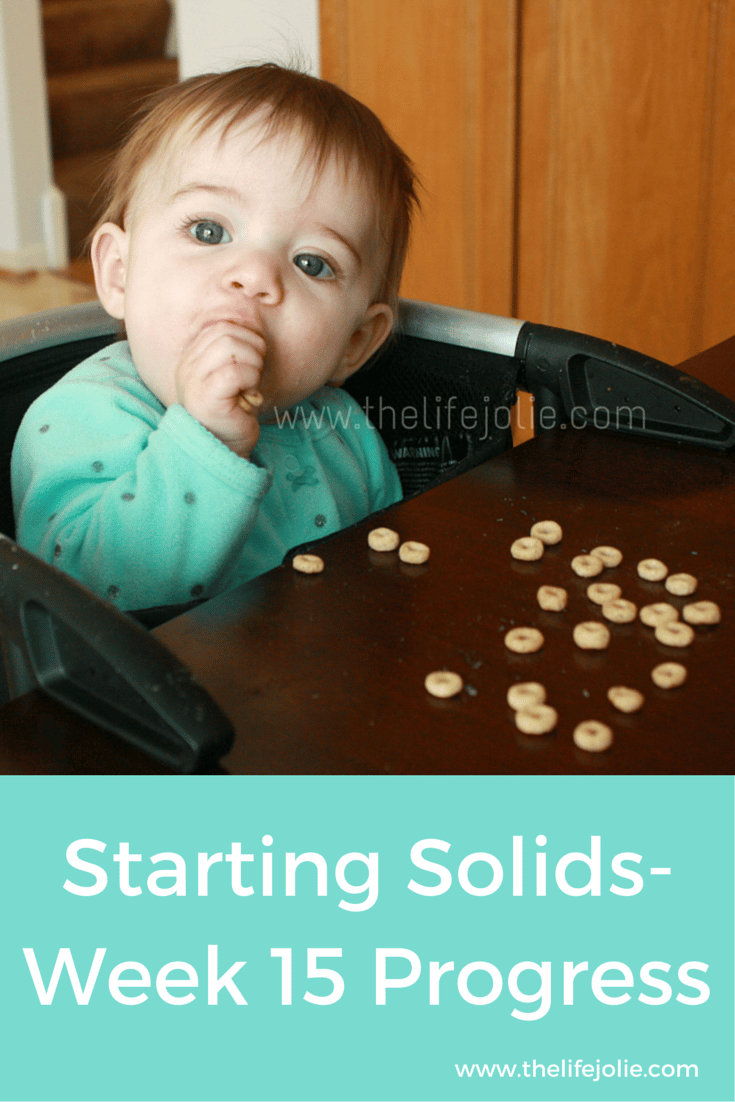 This is a series documenting astarting a baby on solids with vegetables and real food. Thwe idea is to introduce a wide variety of flavors, textures and colors and building the child's palate.
