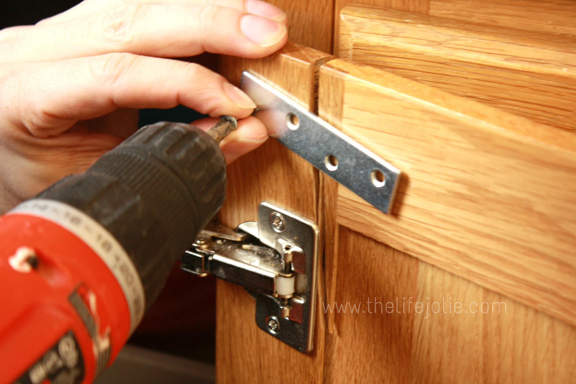 in to hole house applications help how fix doors a wood screw diy stripped repair door