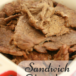 Sandwich Steaks
