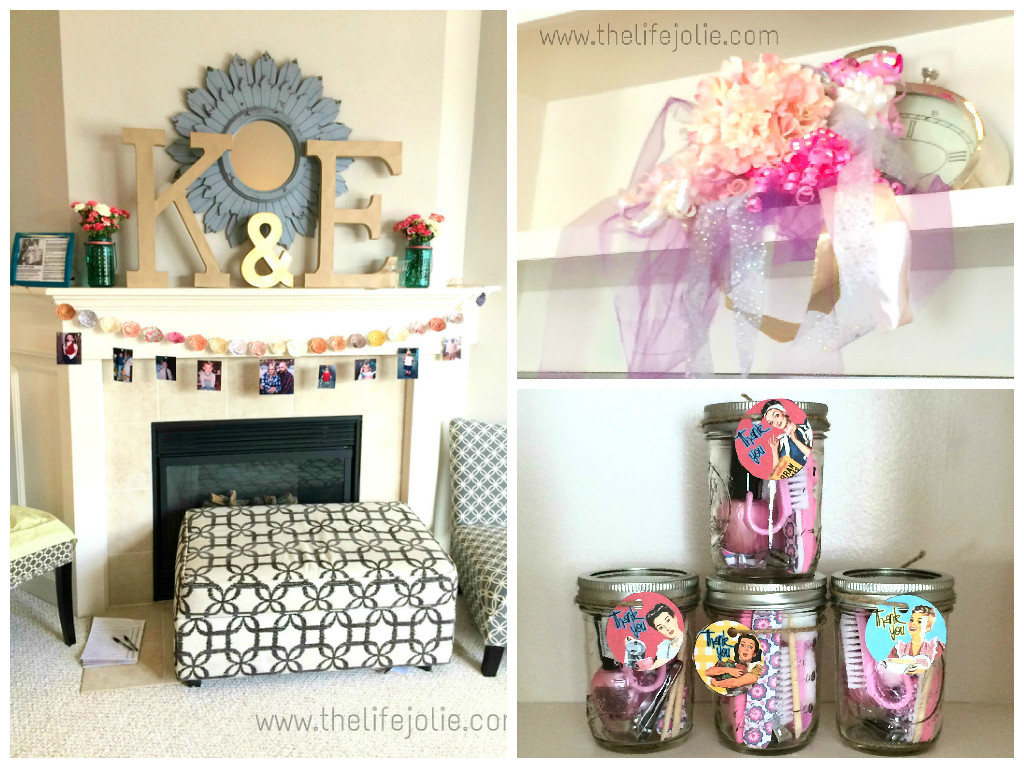 This is a recap of my cousin Kelly's super-stylish, absolutely beautiful bridal shower.