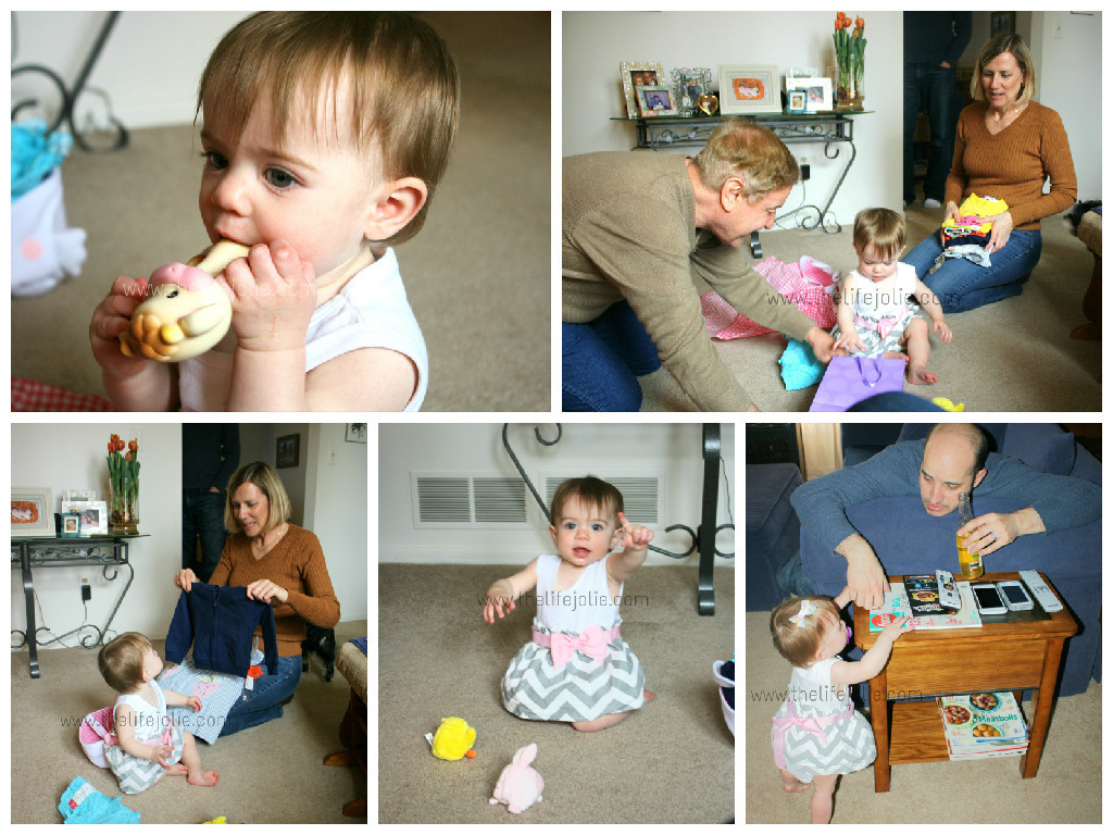 Alice's First Easter | The Life Jolie