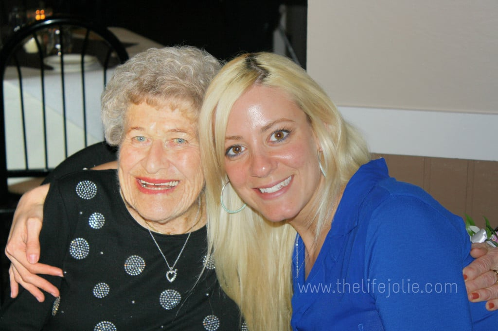 Grandma Eve's 90th Birthday Recap | The Life Jolie