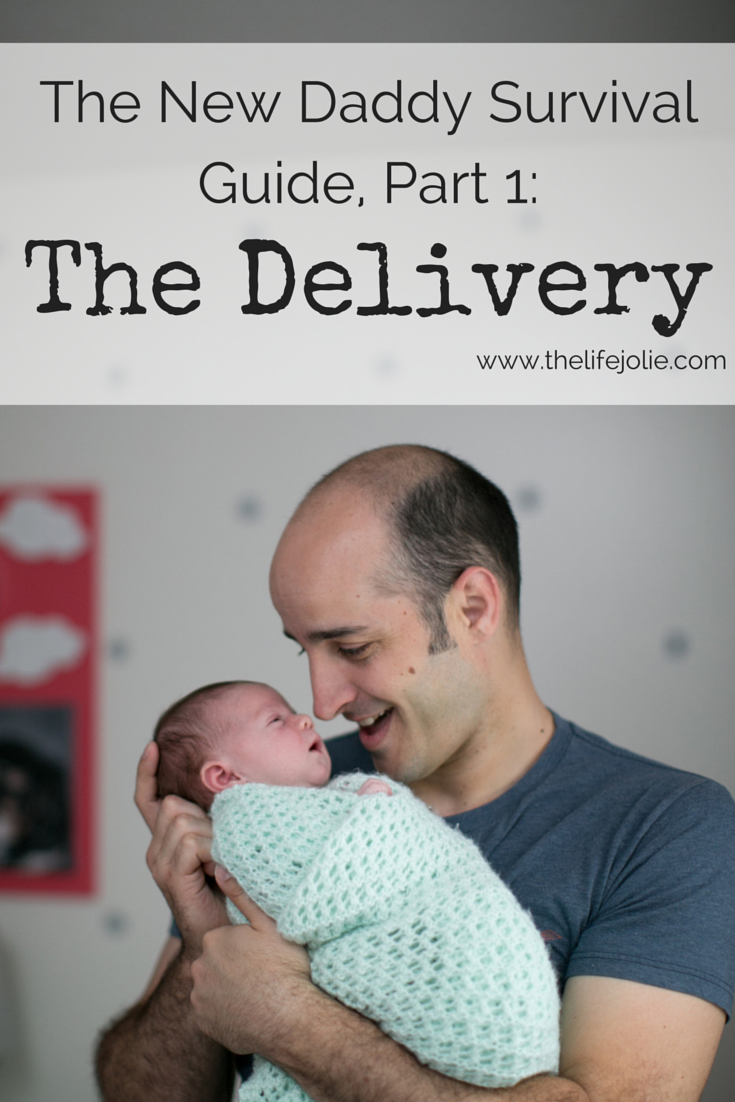 This is guide to for all the new Daddy's out there from a new Daddy who's been there. It's full of great, practical tips for getting through the delivery of your child. Click on the photo to read more...