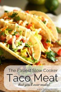 The Easiest Slow Cooker