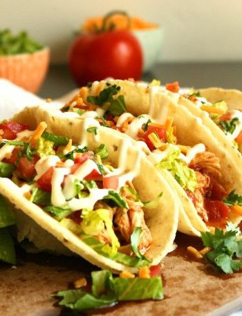 The Easiest Slow Cooker Taco Meat Ever! | The Life Jolie