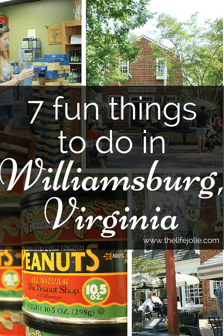 7 fun things to do in williamsburg virginia
