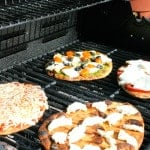 New Post at OHOS: Grilled Naan Pizza