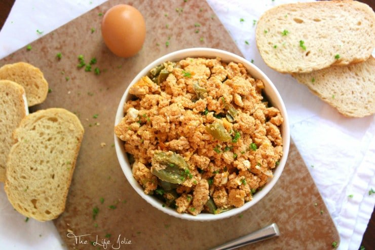 This Peppers and Eggs recipe is such a simple, delicious dinner or lunch. It combines a few basic ingredients and is very cost-efficient. I like to serve it hot or cold over fresh Italian bread. Click on the photo to learn more...