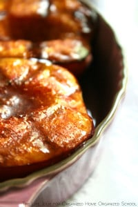 Grilled Peaches | The Life Jolie