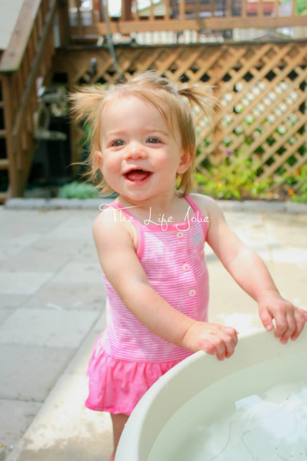 Alice is (almost) 13 months old! | The Life Jolie