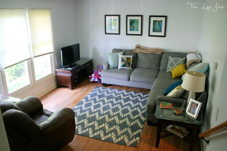 Living Room Changes   The Life Jolie