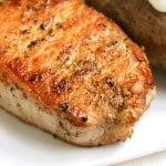 New post at OHOS: Herb Roasted Pork Chops