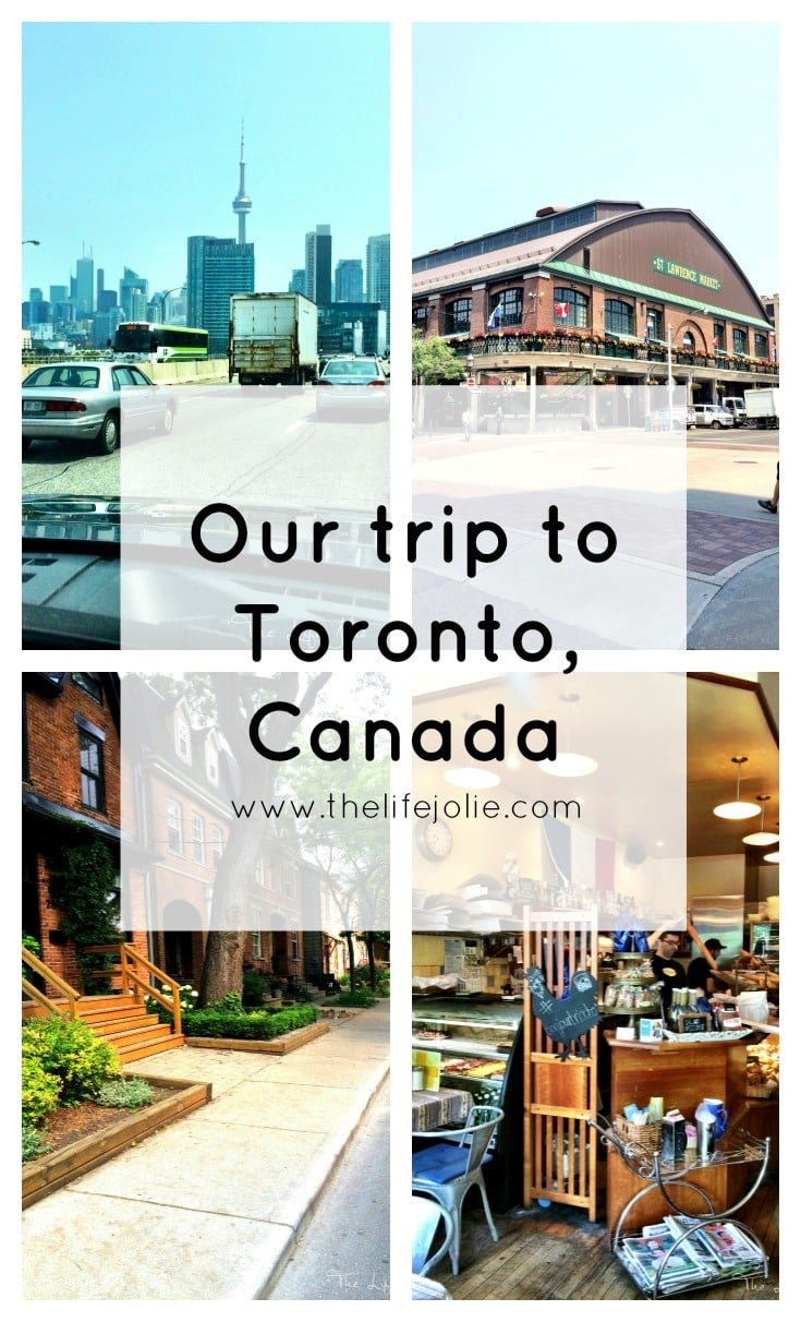 Here's some great info about what we saw and did on our overnight trip to Toronto, Canada- it was a quick trip but we had an awesome time!