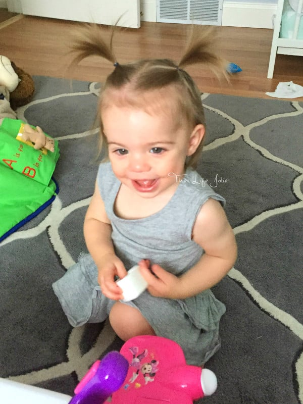 Alice is 14 months! | The Life Jolie