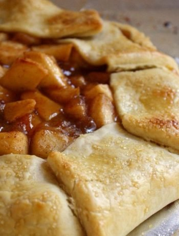 This Apple Pie filling is so simple and delicious- I keep going back to it whenever I need an easy fruit filling for a pie! Click on the photo to read more...