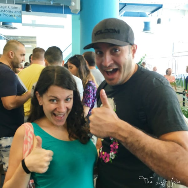 Here's some info and tips about embarkation day on our Bahamas cruise on the Norwegian Sky. I can't wait to go back!