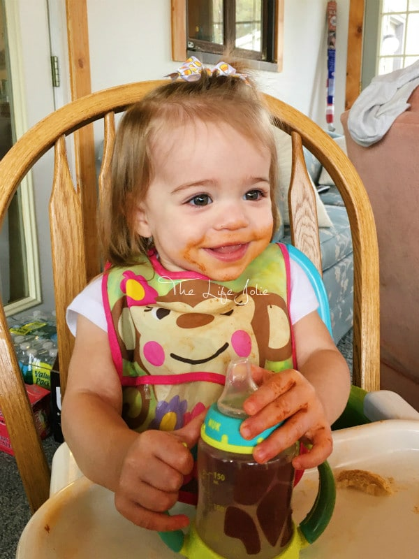 Alice is 17 months old! | The Life Jolie