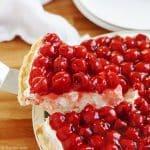 Rosie's Award Winning Cherry Cheese Pie