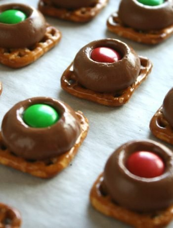 Chocolate Caramel Pretzel Treats | The Life Jolie