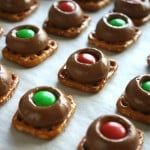 New Post at My Joy-Filled Life: Chocolate Caramel Pretzel Treats