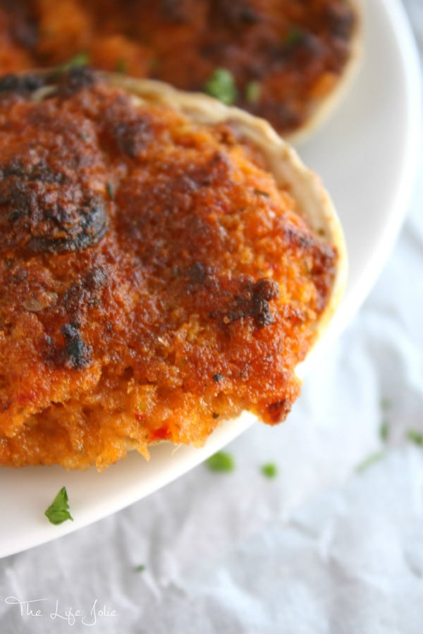 This Clams Casino is such a simple recipe to put together- it's actually best made in advance and frozen and it is SO delicious! A great appetizer for a crowd!