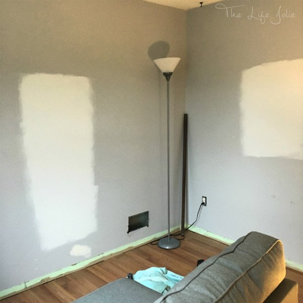 Baby Bubbles' Nursery: Before