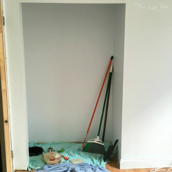 Baby Bubbles' Nursery: Phase 1 | The Life Jolie