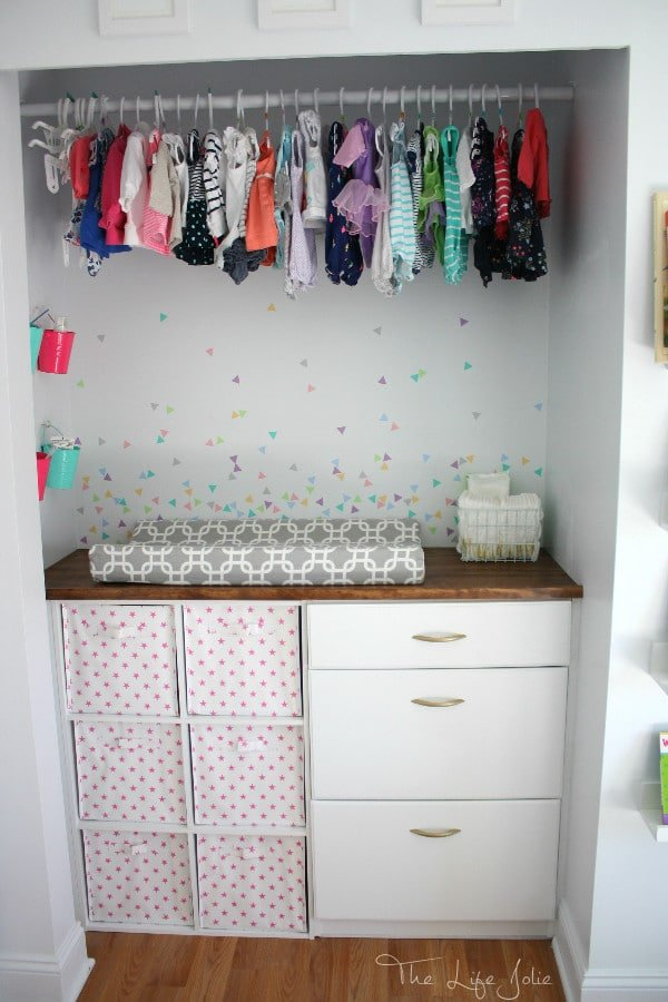 It S Pretty Simple To Customize This Diy Built In Closet Is A Closetmaid Hack
