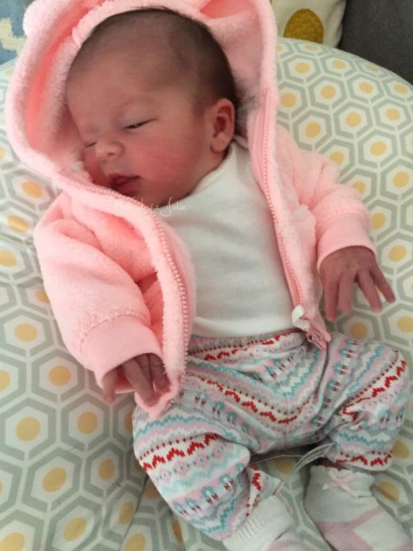 Tessa's Birth Story | The Life Jolie