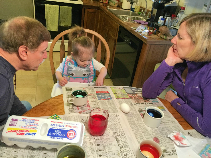 Easter 2015 Recap | The Life Jolie