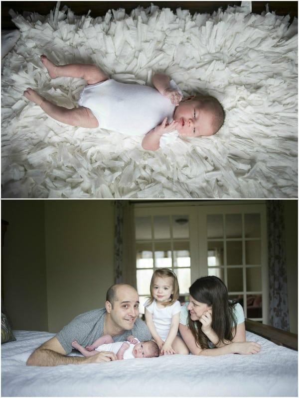 Tessa's Newborn Photos | The Life Jolie