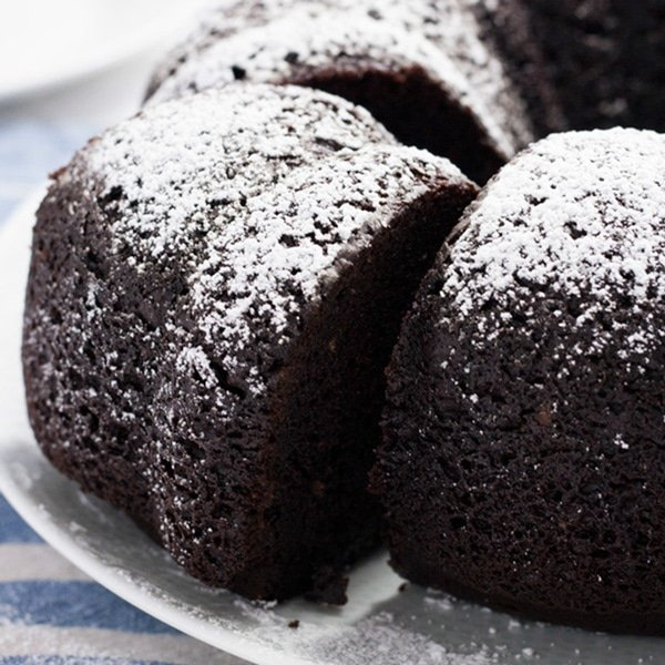 Quick and Easy Chocolate Pudding Cake