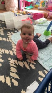 Tessa is 6 Months Old | The Life Jolie