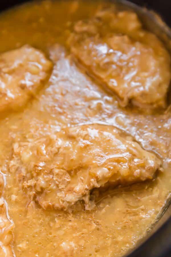 pork chop crock pot recipes