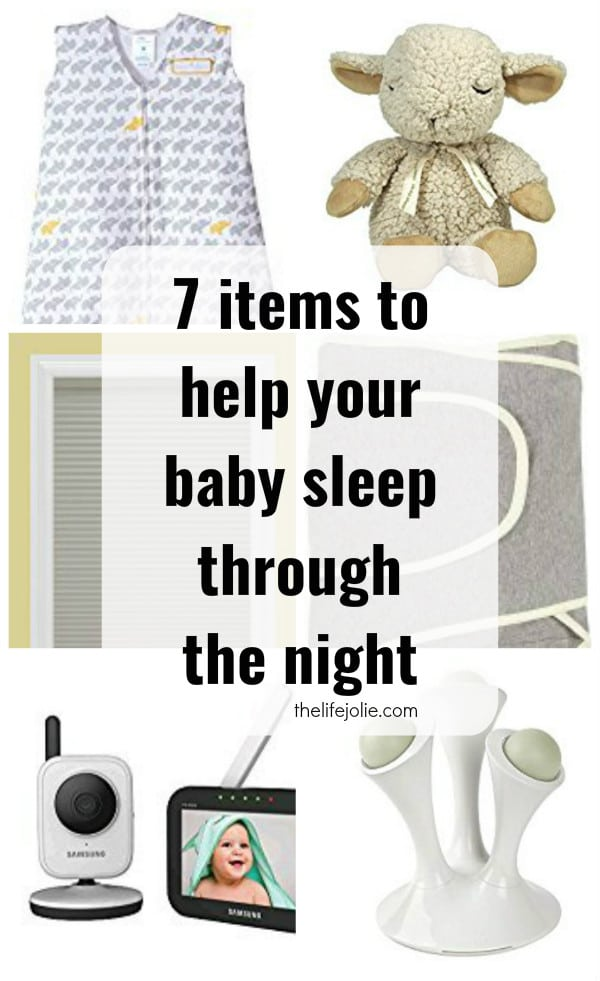 Helping Your Baby Sleep Through The Night Tools Of The Trade