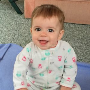 Tessa is 8 Months Old | The Life Jolie