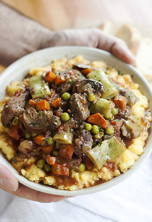 This Slow Cooker Italian Beef Stew Recipe Is One Of My Favorite Easy Comfort Food Meals