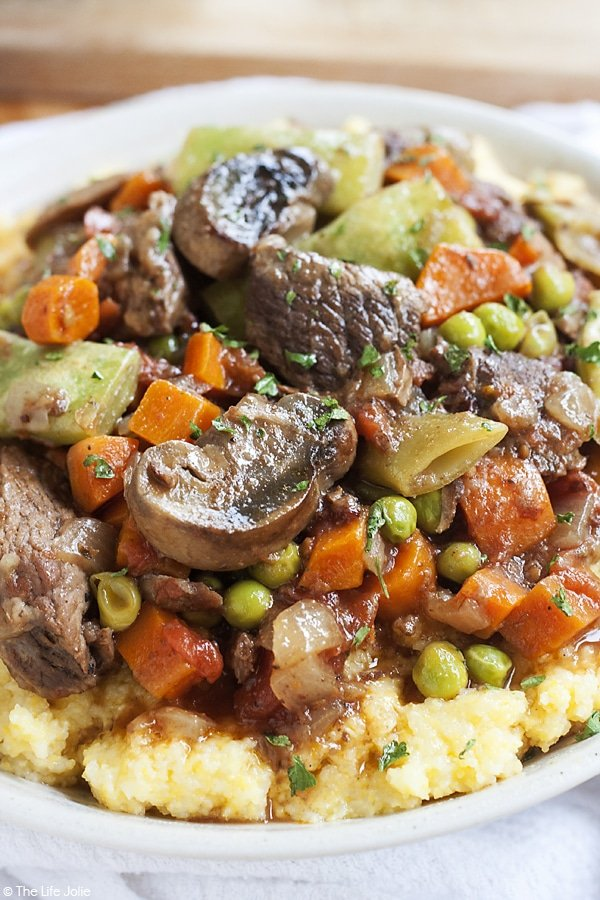 slow cooker beef and vegetable stew recipe slow cooker beef stew ...