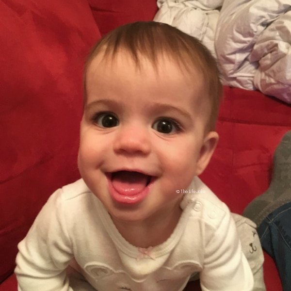 Tessa is 9 Months Old | The Life Jolie