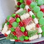 Rice Krispie Treat Stocking