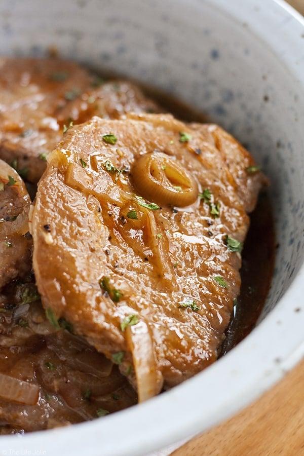thin pork chop recipes