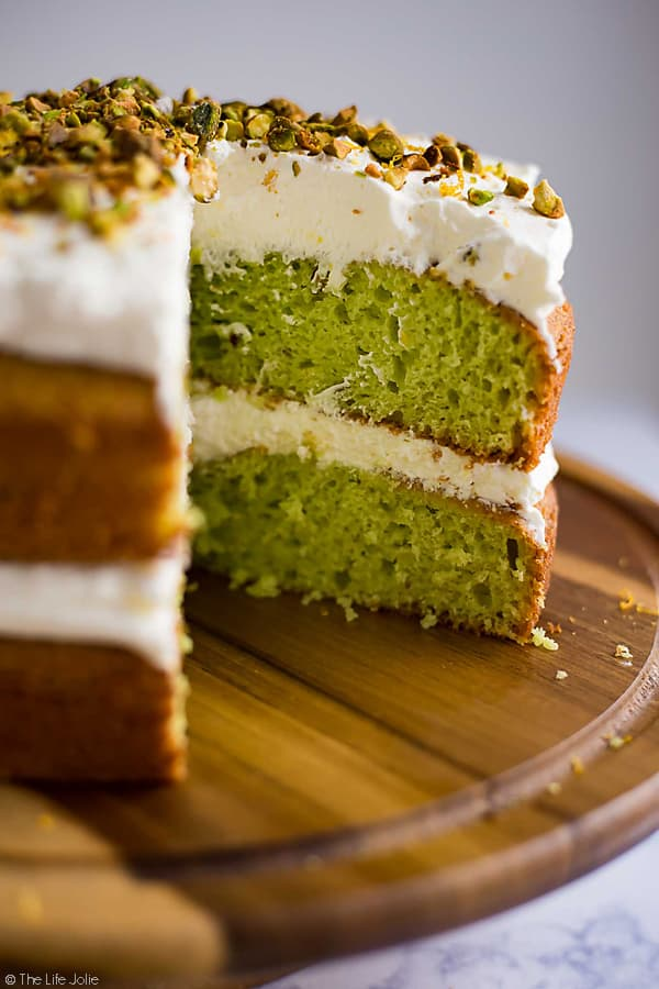 Pistachio Cake is the best easy recipe when you need a quick cake ...